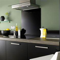 fliesenspiegel küche glas küchenrückwand spritzschutz