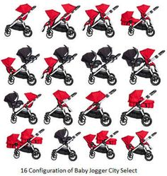 3122b5d018f7 41 Best baby jogger double stroller images
