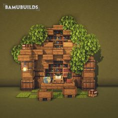 Minecraft Cottage, Cute Minecraft Houses, Minecraft Plans, Amazing Minecraft, Minecraft Blueprints, Minecraft Art, Minecraft Crafts, Minecraft Memes, Minecraft Stuff