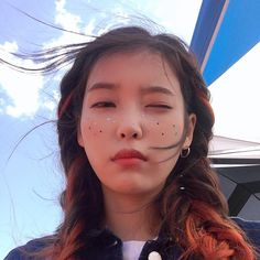 """Find and save images from the """"✰ lee jieun ✰"""" collection by mel (leejiaeun) on We Heart It, your everyday app to get lost in what you love. Kpop Aesthetic, Aesthetic Girl, Aesthetic Outfit, Aesthetic Drawing, Aesthetic Grunge, Korean Girl, Asian Girl, Korean Idols, Iu Fashion"""
