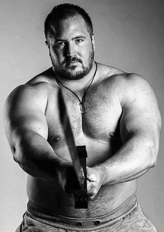 I like bears, rugged men, muscular and beefy guys I don't own any of these photo's unless they are. Muscle Bear Men, Muscle Men, Chubby Men, Love Bear, Big Bear, Beard Game, Big Men Fashion, Rugged Men, Beefy Men