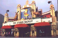 Australia Fox Studios Backlot Theme Park