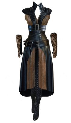 OC costume 4 by utan77