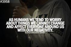 Trying so hard to learn how to not worry about things I can't change.