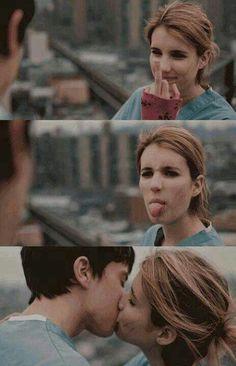 Resultado de imagen para hipster beso