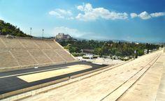 Kalimarmaro stadium in the heart of Athens Parthenon, Acropolis, 3 Days Trip, Olympians, Crete, Resort Spa, Athens, Heart, Outdoor Decor