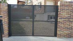 Puerta garaje abatible MS-PUE360