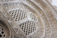 Mosque Details at Old Egypt - Fashion Paradoxes