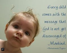 God is not discouraged