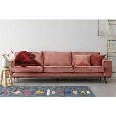 3 Zitsbank Torino Velours In 2019 Mooi Bench Furniture