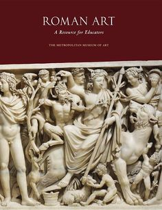 Roman Art: Curriculum Resource | Introduce your students to the rich cultural legacy of Rome through the study of Roman art. #Teachers #Education #K12