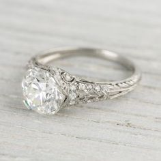 Vintage Engagement Rings and Antique Jewelry from Erstwhile ...