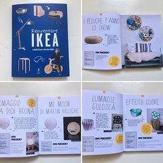 """WEBSTA @ mommodesign - Finalmente anche in italiano il libro """"REINVENTARE IKEA"""" di Isabelle Bruno e Christine Baillet dove ci sono molti miei ikea hack! #ikea #ikeahack #ikeahacks #diy #kids"""