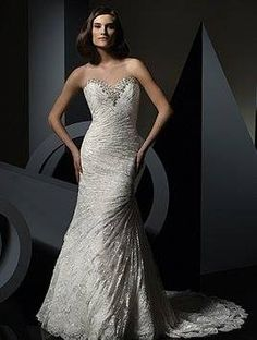 Alfred Angelo Bridal Style 2396 from Alfred Angelo's Bridal Collections & Wedding Styles Wedding Dresses Photos, Wedding Dress Sizes, Bridal Wedding Dresses, Bridal Style, Luxe Wedding, Dream Wedding, Sparkle Wedding, Wedding 2015, Party Dresses