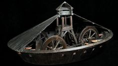 BBC: 5 inventos bélicos aterradores de Leonardo da Vinci