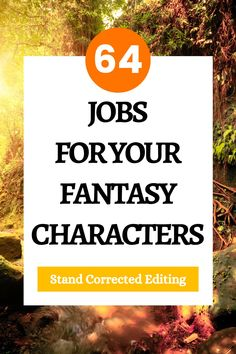 Fantasy is one of the most popular genres to write, but it's easy to make your fantasy characters either a servant or a noble, which is a little cliché now. What about all the other interesting occupations available? A bard? A jester? A healer? Click this pin to discover 64 unique occupations for your fantasy characters so you can ignite your fantasy story! #fantasycharacterjobs #fantasycharacteroccupation #fantasycharacterinspiration #fantasycharactercreation Stand Corrected, Evil Villains, Fantasy Story, Self Promotion, Character Creation, Invite Your Friends, Fantasy Characters, Character Inspiration, How To Memorize Things