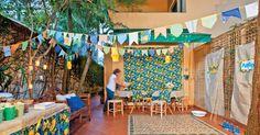 decoração junina em casa - Pesquisa Google