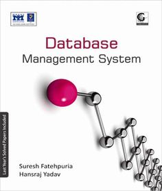Contents: 1. Introduction to Database Management Systems 2. Database Design and Normalization 3. Relational Algebra & Relational Calculus 4. Query Languages-SQL 5. Internal Structure and Organization of Data 6. Transaction Processing 7. Concurrency Control and Recovery P. Paper