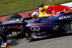 Sebastian Vettel, Red Bull, Formule 1 Grand Prix van Maleisië 2013, Formule 1