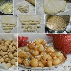 Italian Pastries, Italian Dishes, Sweet Recipes, Cake Recipes, Dessert Recipes, Mini Desserts, Just Desserts, Christmas Deserts, Biscotti Cookies