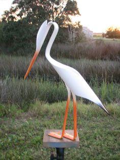 YARD BIRDS - Crane  (PHOTO ONLY)