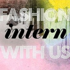 The #Atlanta#International #FashionWeek is seeking #Interns and #Volunteers in#marketing #pr #publicrelations#television #production & #fashionshow#Event coordination and#graphicdesign. Submit to atlantafashionweek@gmail.com http://ift.tt/1r92mMb #aifw#atlantainternationalfashionweek#fashion #beauty #style #couture#design #fashionintern #Intern  #Tag A #Candidate