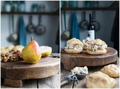 Pear, Candied Walnut & Prosciutto Chicken Salad (Whole30 & 21DSD options)