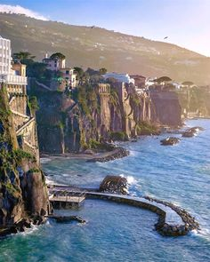 If you want to experience Europe, you need to travel to Italy. No other country on earth offers the depth, breadth, and scope of Italy. Sorrento Italia, Italy Vacation, Italy Travel, Italy Tourism, Positano Italien, Places To Travel, Places To See, Italy Pictures, Naples Italy