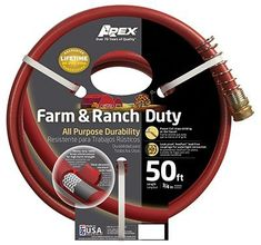 34x50 FarmRanch Hose >>> You can get more details by clicking on the image.