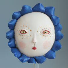 Flower child - Blue | MIDORI TAKAKI