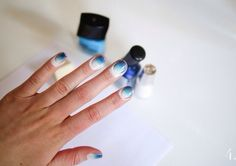 DIY ombre nails guide