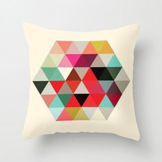 Perfect Cut Pillow Cover in Red from Dot & Bo. Shop more products from Dot & Bo on Wanelo. Throw Rugs, Throw Pillows, Pillow Sale, Textiles, Designer Pillow, Illustrations, Decoration, Dot And Bo, Throw Pillow Covers