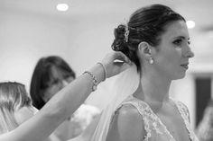 #Peinado #Novia #ceremonia #recogido #hairstyle #bridehairstyle #ByPucaraMakeup