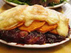Thanksgiving Leftover Recipes | Turkey Tartiflette