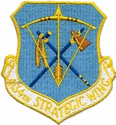 Wing 4134th Strategic - Mather Air Force Base - Wikipedia Strategic Air Command, Air Force Bases, Korean War, Pin And Patches, Vietnam War, Retirement, Weapons, Badge, February