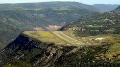 Telluride Regional Airport, Colorado, USA (Credit: Credit: Robert Alexander/Getty)