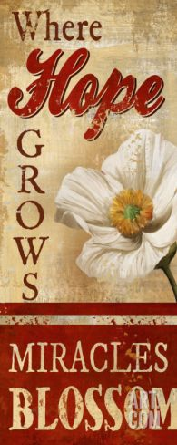 Where Hope Grows Print