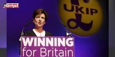 Göçmen karşıtlarına kadın lider: AB ve göçmen karşıtı Birleşik Krallık Bağımsızlık Partisinin (UKIP) liderliğine Diane James seçildi.