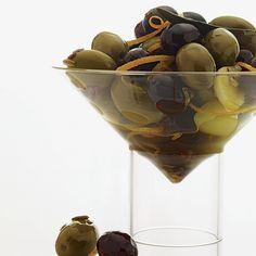 Marinated Olives | Food & Wine