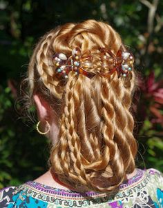 Braids & Hairstyles for Super Long Hair                                                                                                                                                                                 More