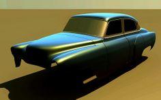 Habana car Cuba, 3d, Vehicles, Design, Car, Vehicle, Tools