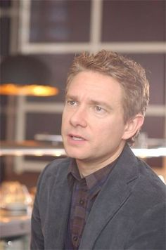 Wow Martin looks fine in this pic lol