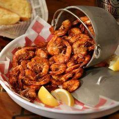 Bubba Gump Shrimp Company Recipes: Cajun Shrimp