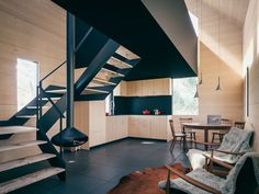 Architect Michael Leckie Debuts Backcountry Hut Project - Western Living