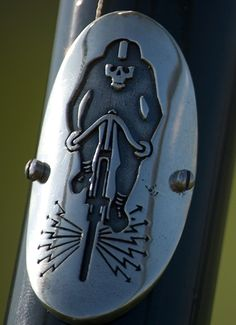 Bike headbadge