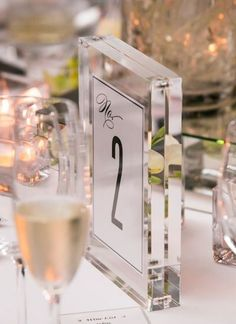 Table Numbers, Tree Branches, Flute, Champagne, Art Pieces, Stationery, Table Decorations, Tableware, How To Make