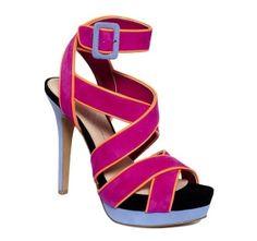 Dior Chain-Embellished Tejus-Print Suede Platform Sandals