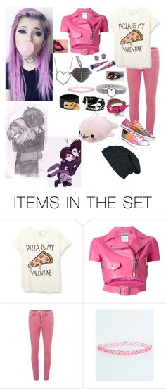 """""""Happy Valentines Day """" by fallingintheveilwithsirens333 ❤ liked on Polyvore featuring art"""