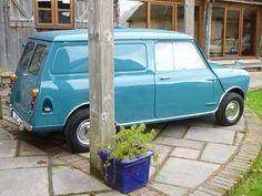 eBay: Classic Mini Van With Factory Fit Rear Seats ** Outstanding Condition** #classicmini #mini