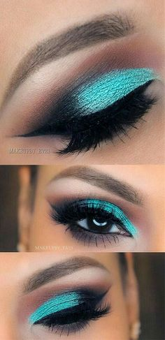 Eye Makeup Tips and Advice Eyes occupy the most prominent place among the five sensory organs of our body. Large and beautiful eyes enhance one's beauty manifold. Healthy eyes are directly related to general health. Use eye-make up v Makeup Goals, Makeup Inspo, Makeup Inspiration, Makeup Tips, Beauty Makeup, Makeup Ideas, Makeup Products, Makeup Geek, Makeup Primer